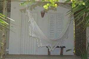 bangalô branco