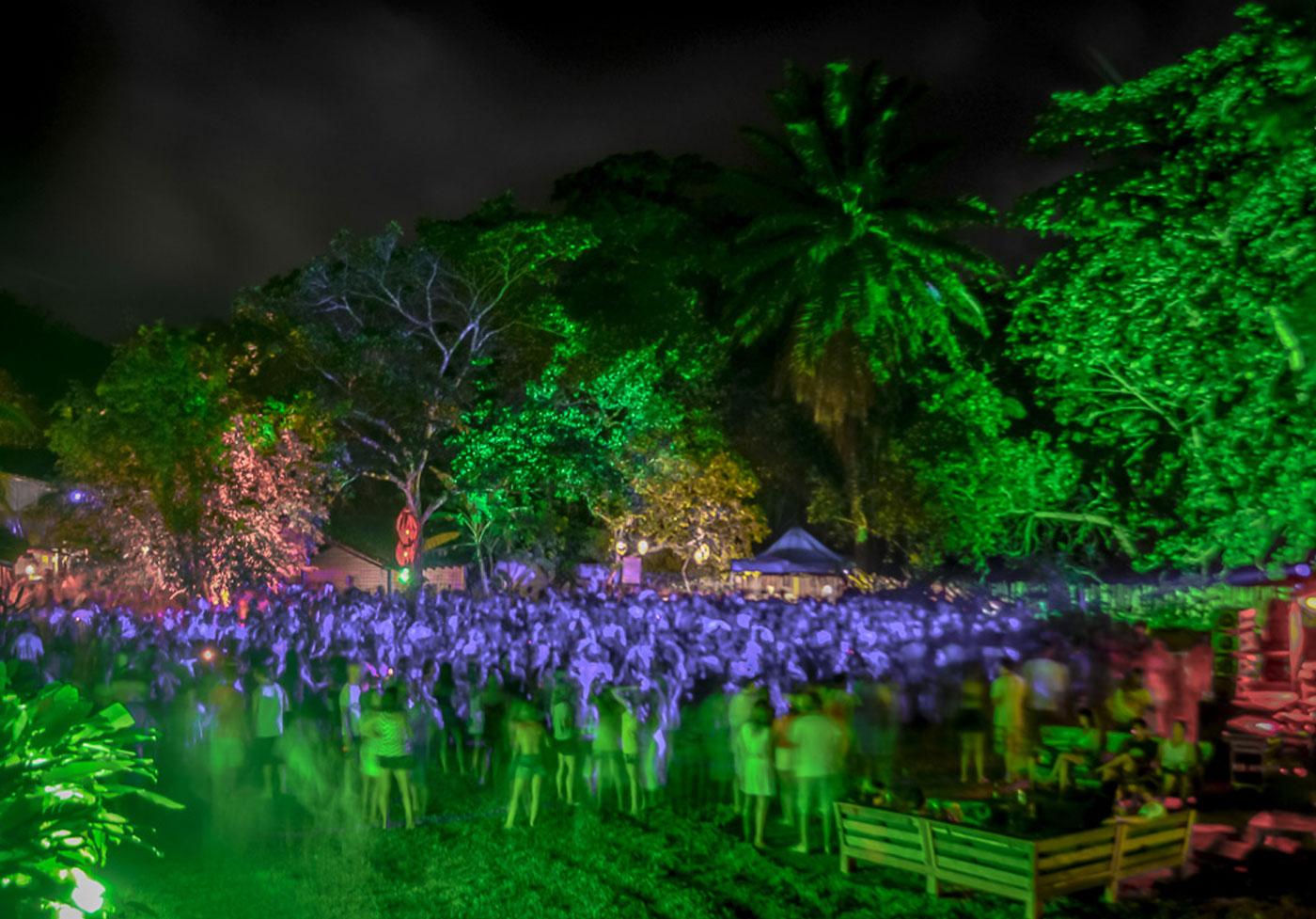 Festa no Bar Lagoa